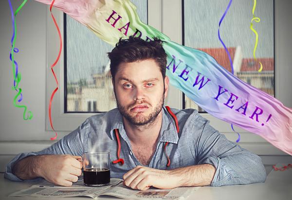 Beating The Festive Hangover