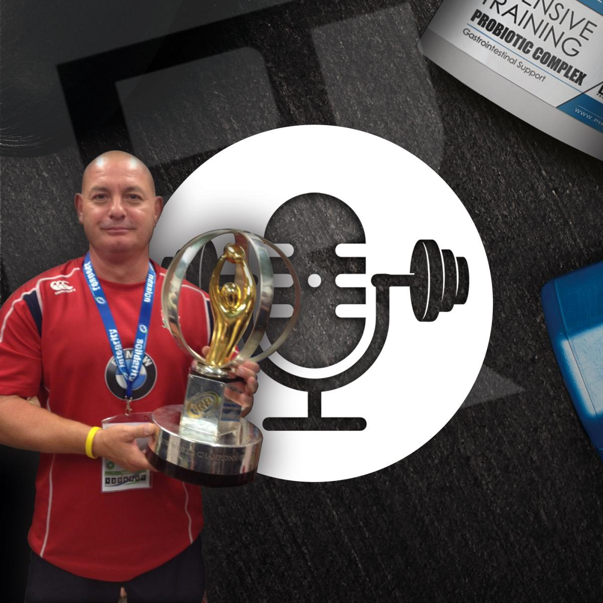 Neil Taylor - Lessons From An International Athlete and Coach - Podcast Episode