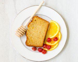 Shelley Roe's Honey Spiced Orange Cake