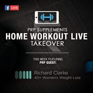 PRP Supplements Home Workout Takeover - Fancy Dress For the NHS Home Workout With Richard Clarke