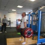 Maximal Effort Training