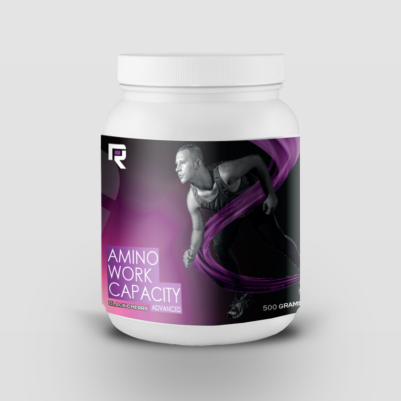 Amino Work Capacity Advanced Black Cherry Product Preview