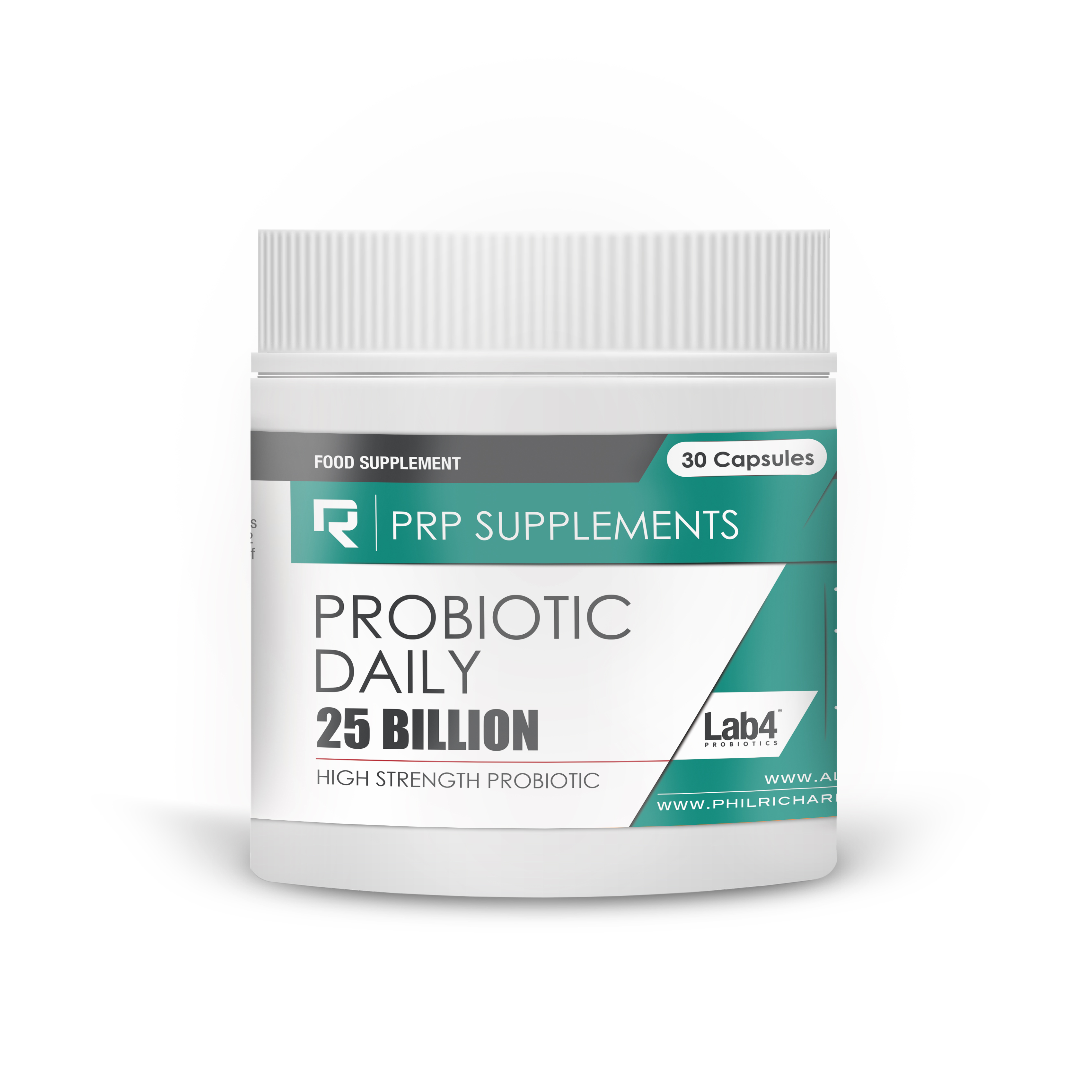 Probiotic daily 25 billion
