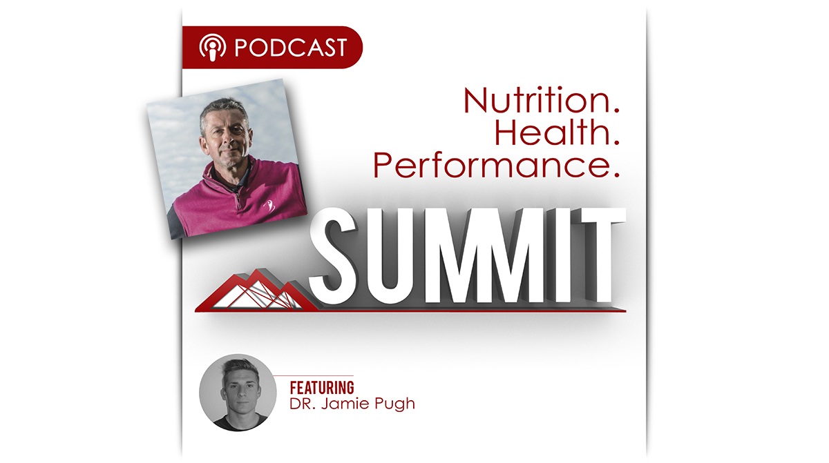SUMMIT Podcast episode #10 Karl Morris