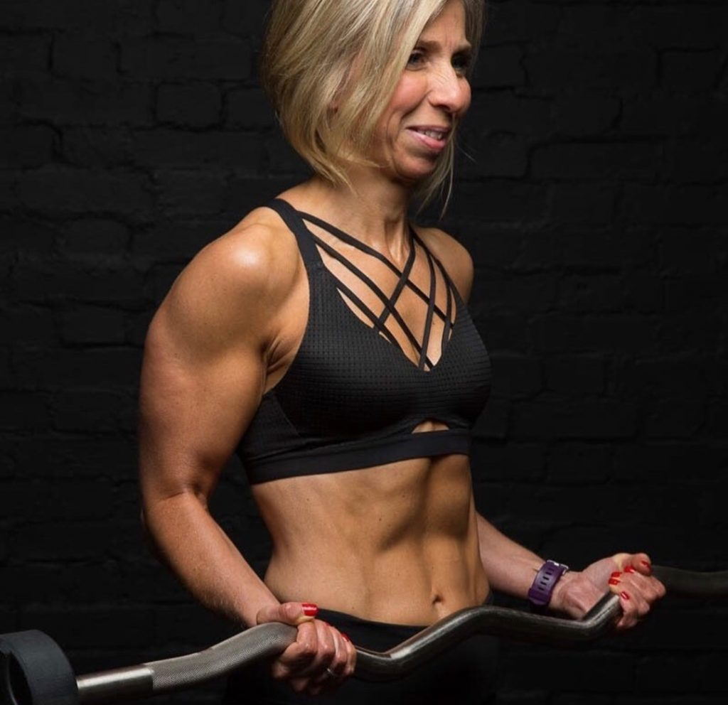 building lean muscle - Denise reed