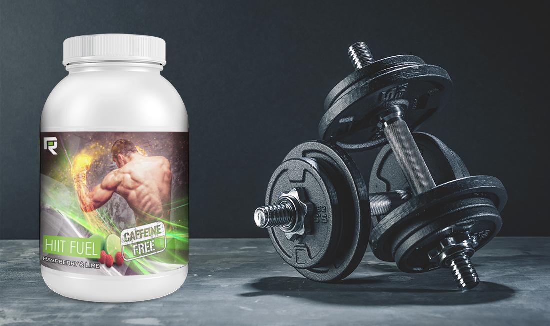 hiit fuel pre workout PRP Supplements